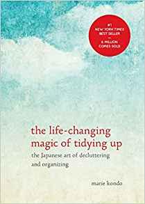 Life Changing magic of tidying up simplifying tips
